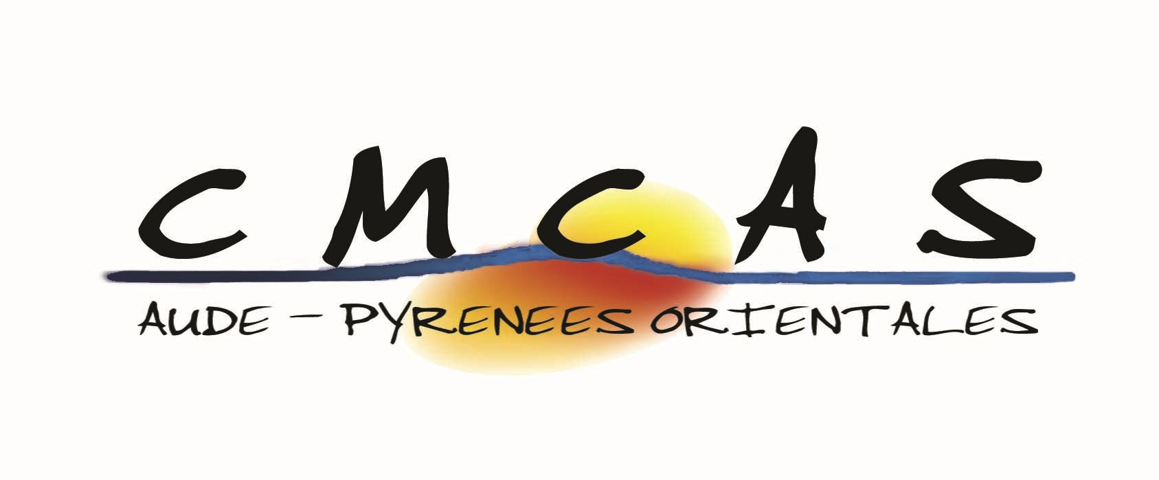 Logo CMCAS Aude Pyrénées Orientales