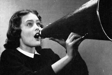 megaphone-speak-up