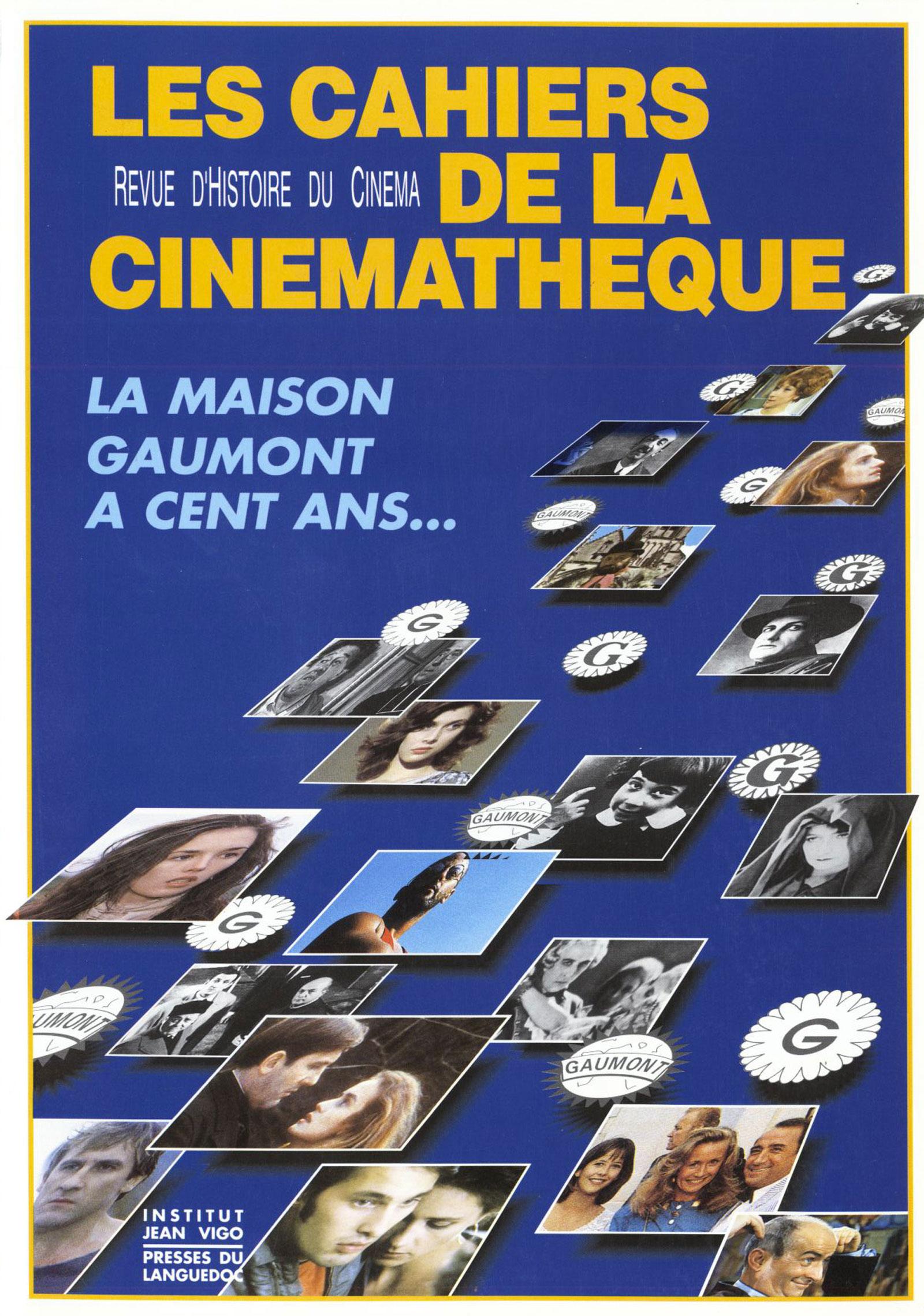 La maison gaumont cent ans institut jean vigo - Cinema a la maison ...