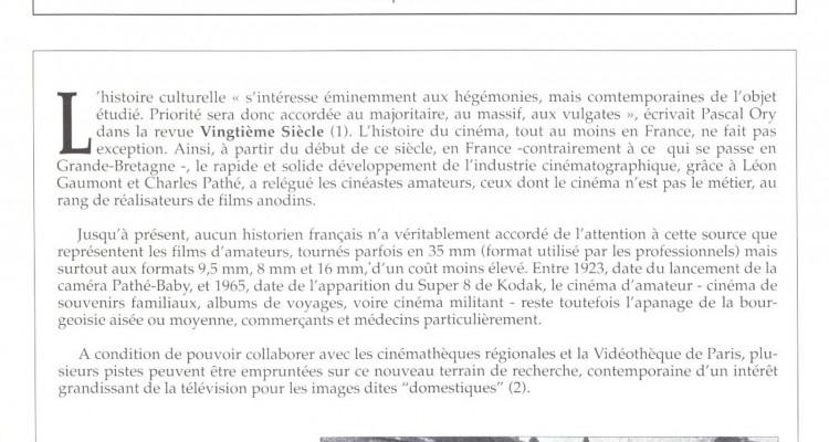 a-40-idéologie,-structures-des-clubs-de-cinéastes-amateurs