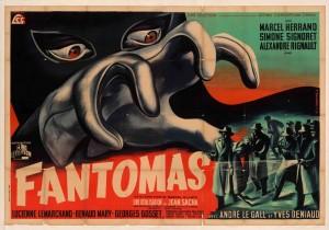 Fantomas - Sacha - 160x240