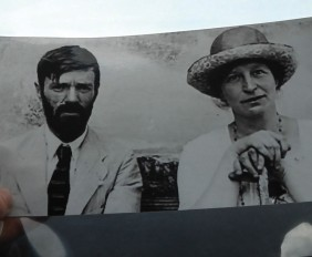 6 desires : DH Lawrence and Sardinia