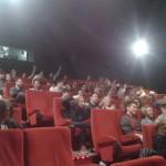Public de la nuit du cinéma