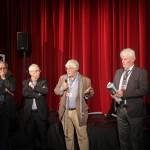 Discours d'ouverture en présence des représentants de la Région, de la Ville et du Département et de l'Institut Jean Vigo
